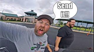 Impulse Rc Reverb 6s Sometimes Crashing is half the Fun! / Fpv Freestyle Vlog