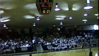 Oklahoma City University vs. Bartlesville Wesleyan College, 1997 November 22