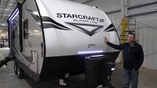 2020 Super Lite Travel Trailer - 212FB - Starcraft RV