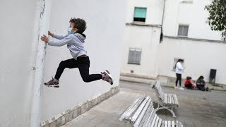 video: France and Italy to ease lockdown as Spain finally allows children outside