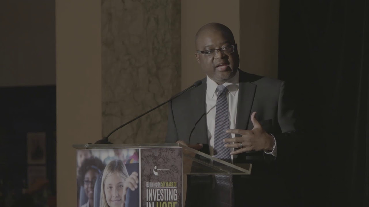 Investing in Hope dinner - introductory remarks