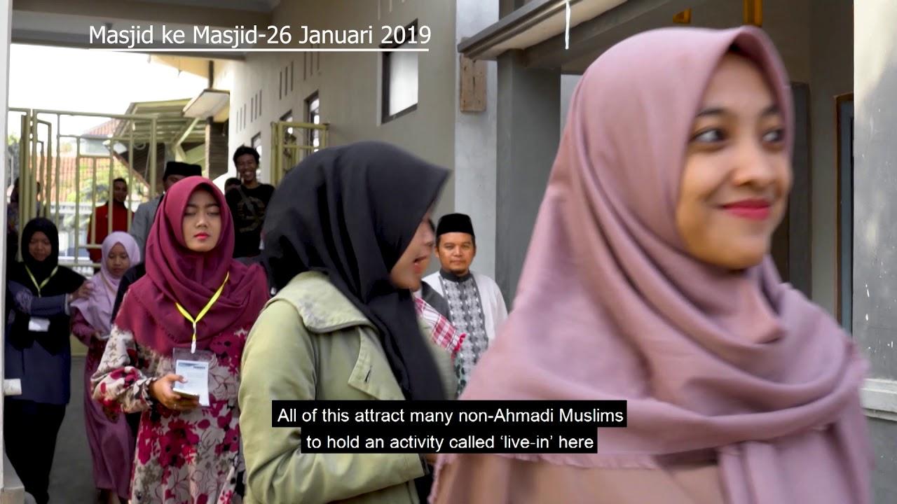 Masjid Ahmadiyah Terbesar di Manislor Kuningan Jawa Barat Indonesia Masjid ke Masjid 26 Januari 2019 Screenshot Download