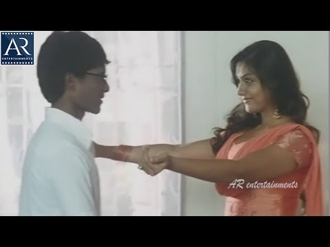 High School 2 Telugu Movie Scenes | Karthik and Namitha in Bedroom | AR Entertainments