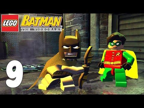 LEGO BATMAN! A REPARTIR BAT-COLLEJAS! Capitulo 9!