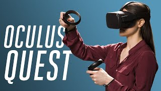 Oculus Quest review: can this save VR? thumbnail