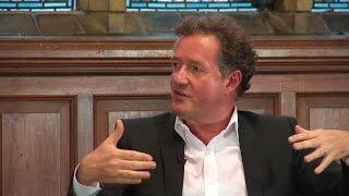 Piers Morgan - Oxford Union Full Q&A