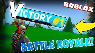 WINNING IN *NEW* STRUCID BATTLE ROYALE!!! | Strucid on Roblox #2