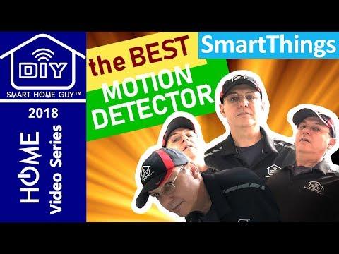 The Best Z-Wave Plus SmartThings Compatible Motion Sensors