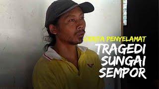 Keterangan Darwanto, Sang Penyelamat Puluhan Siswa SMPN 1 Turi, Loncat dari Ketinggian 3 Meter