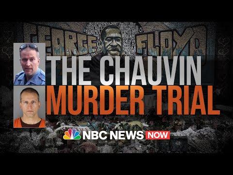 Closing Arguments In Derek Chauvin's Trial On George Floyd's Death   NBC News