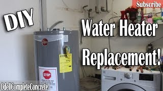 How to Replace a Water Heater Easy DIY Guide