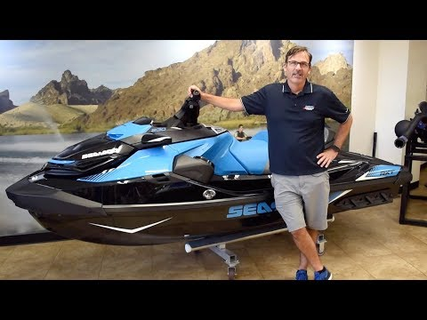 The NEW 2018 Sea-Doo RXT-X 300 Personal Watercraft Overview Summary Review