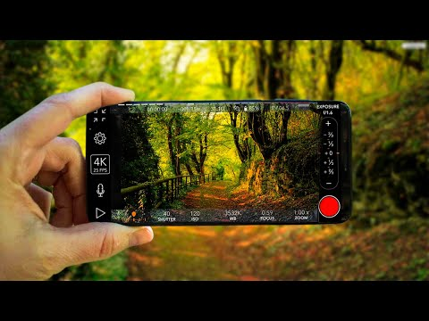 Top 5 Free Professional DSLR Camera Apps for Android!