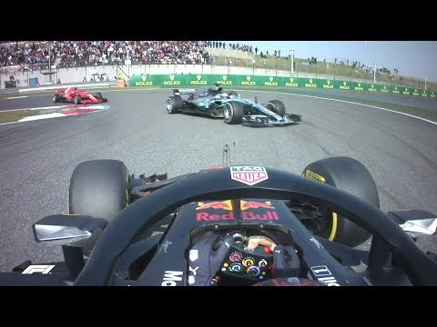 Top 5 Moments | 2018 Chinese Grand Prix