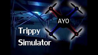 Trippy Liftoff Simulator | RSA Lockdown