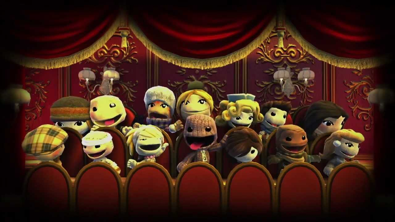 The Muppets Look Great In LittleBigPlanet 2