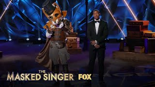 The Judges Discuss Who The Fox Might Be | Season 2 Ep. 3 | THE MASKED SINGER