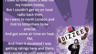 Dizzee Rascal - Dream [Lyrics]