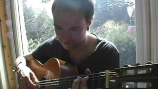 One for the road, Original acoustic folk song by Paul Fryer