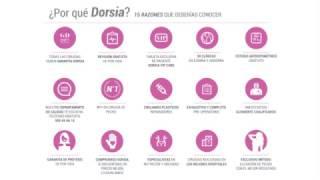 ¿Por qué Dorsia? - Clínica Dorsia Cáceres