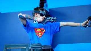 Платформа KatVR в клубе Виртуальной Реальности Virtuality Club