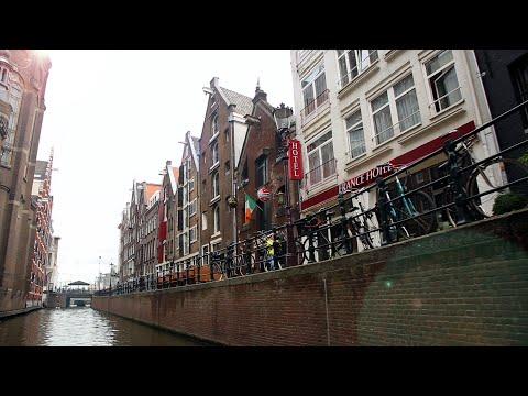 Amsterdam, Stolkse Weide och Kinderdijk – Gone Camping åker till Holland