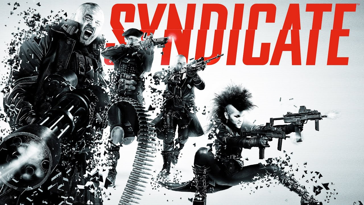 This New Trailer Shows Off Syndicate's Co-Op Corporate Warfare