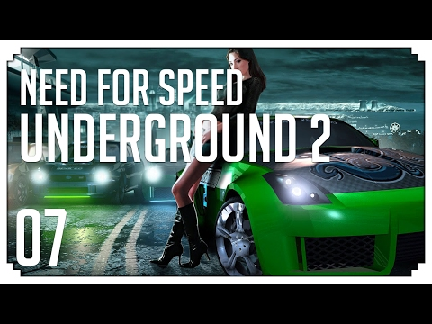 ► Need For Speed: Underground 2 - TURBO BABY - E07◄ Mp3