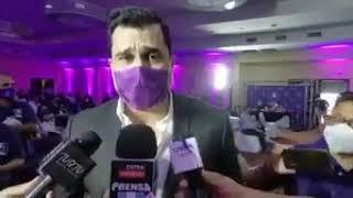 El único responsable de los disturbios se llama Alejandro Giammattei