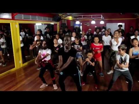 Olamide - Wo!! Remix    @Winston Adaba Choreography Afrodance mp3