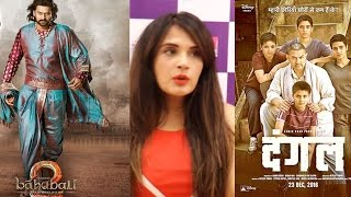 Richa Chadda's BEST Reaction On Baahubali 2 And Dangal's Success Abroad