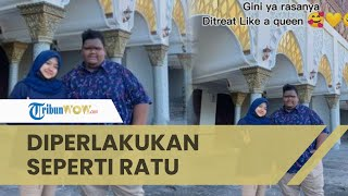 Viral Video Gadis Ngaku Diperlakukan bak Ratu oleh Kekasih, Dituding Warganet Berpacaran karena Uang