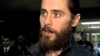 Interview with Jared and Shannon Leto @ Artifact premiere, 14/9/2012, TIFF (CityNews)
