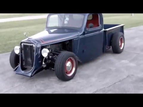StreetRodding.com 1941 Chevy Truck
