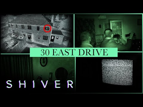 30 East Drive Shows Terrifying Poltergeist Activity