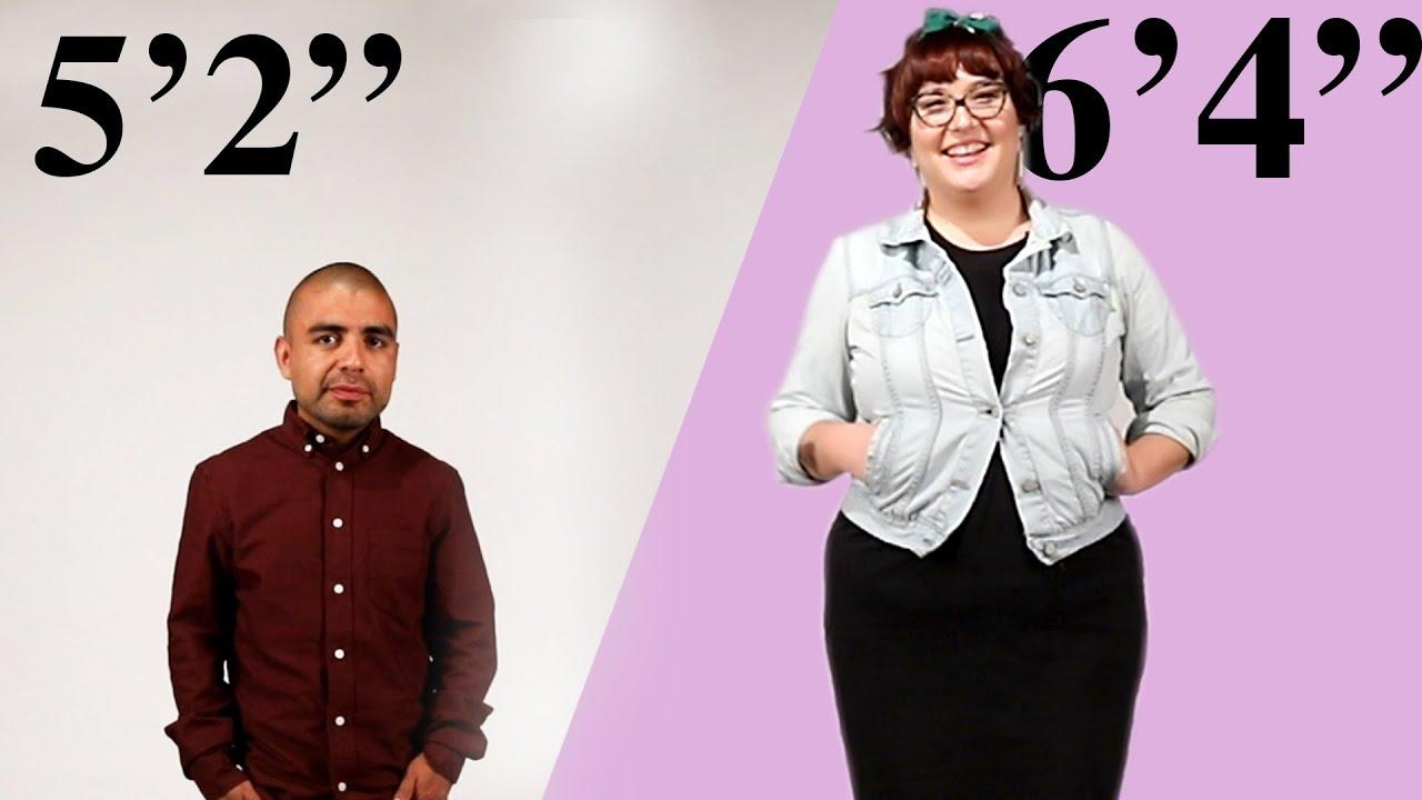 Tall Woman And Short Man Share Dating Struggles thumbnail