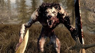 Undead Werewolves (Mihail's Monsters) – Part 193: Skyrim Xbox One