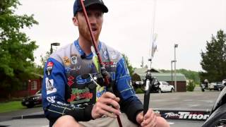 Long Lining Crankbaits  with Abu Garcia rods and reels