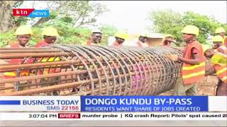 Government set to complete the Dongo Kundu by-pass in the next four years