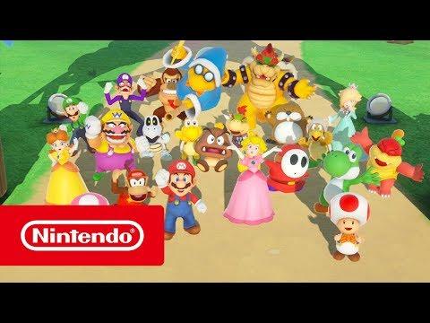 NINTENDOHAC Super Mario Party