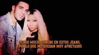 Drake ft. Nicki Minaj - Up All Night (Subtitulado/Traducido Al Español)