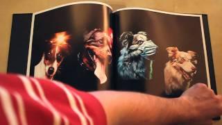 Canine Photography Portfolio Book