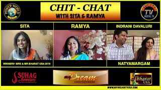 Chit Chat With  Sita & Ramya  - Guest Indrani