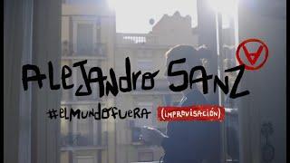 Alejandro Sanz compuso una canción sobre el Covid-19.