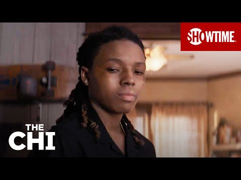 'You Don't Have to Be Strong All the Time' Ep. 2 Official Clip   The Chi   Season 4