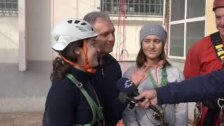 Спелолози волонтери изведоа спасувачка вежба