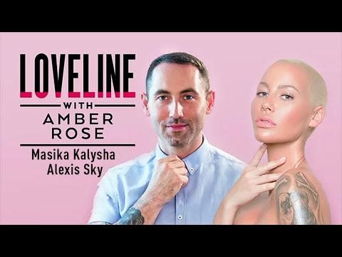 Amber And Special Guests Masika Kalysha and Alexis Sky (Full) - Loveline