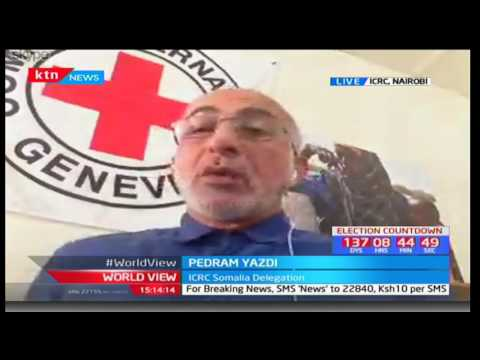 World View 23rd March 2017 - ICRC: The world has three months to save hunger stricken people