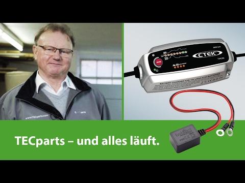 Starthilfe: Ctek Batterieladegeräte und Battery Guard