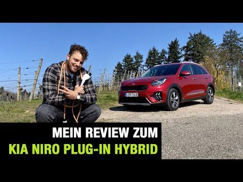 "2020 Kia Niro 1.6 GDI Plug-in Hybrid ""Spirit"" Facelift (141 PS)🔋🔌 Fahrbericht | FULL Review | Test"